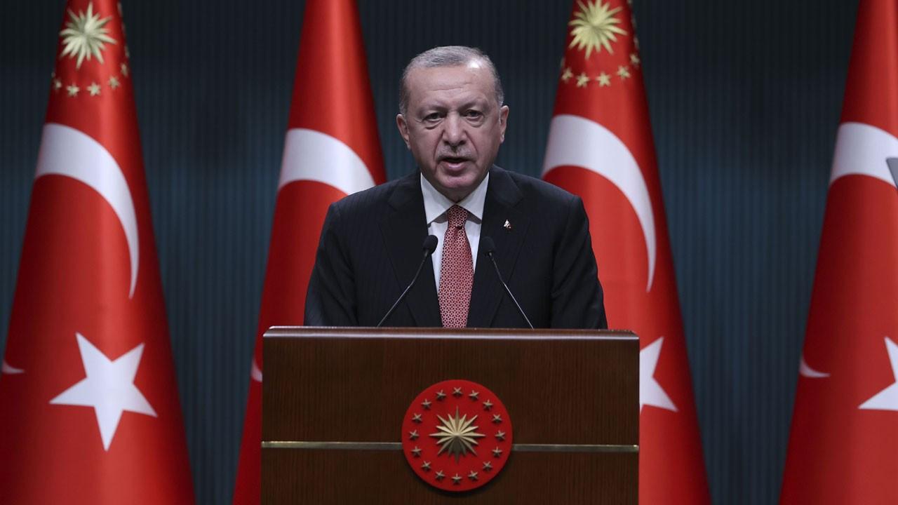 Erdoğan: Aşılanmamış öğretmen, personel ve üniversiteliden haftada 2 kez PCR testi isteyeceğiz