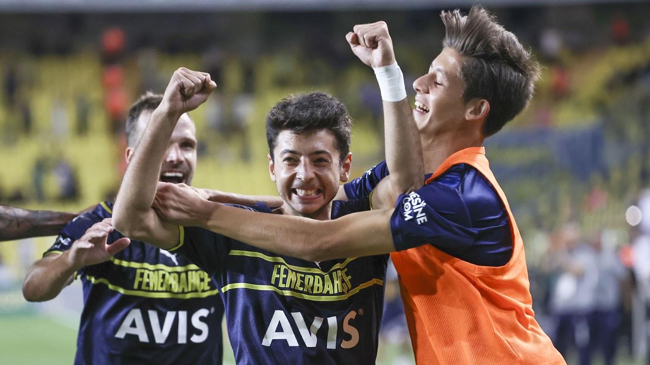 Fenerbahçe'yi Muhammed uçurdu: 1-0