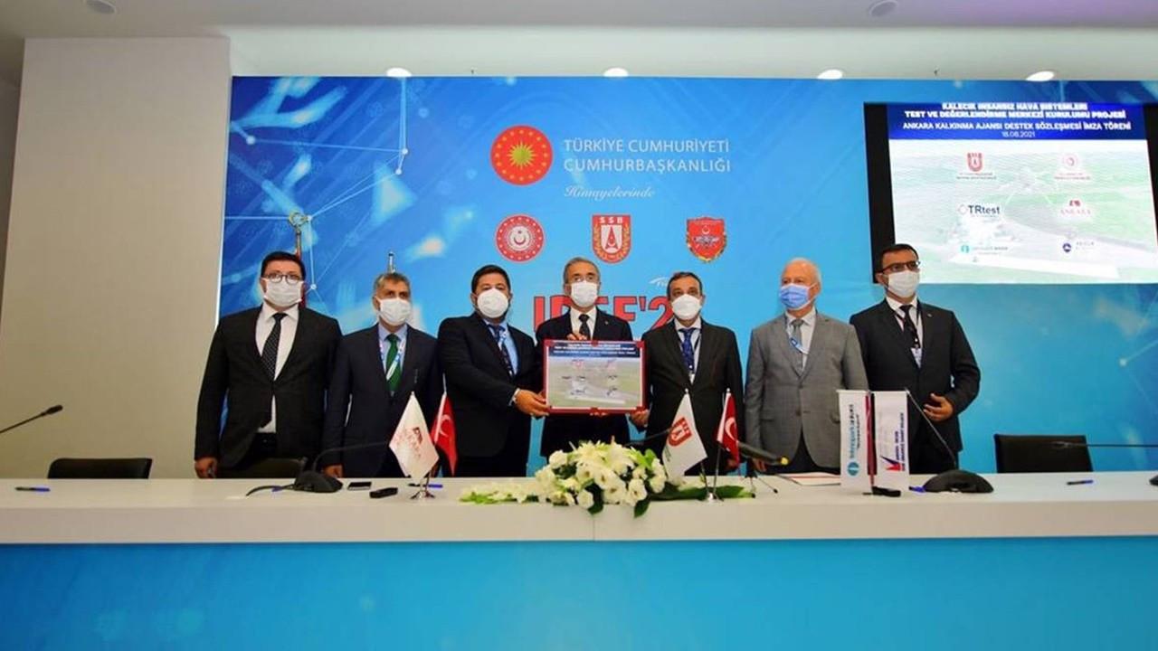 Ankara Kalecik'te İHA test ve değerlendirme merkezi kuruluyor