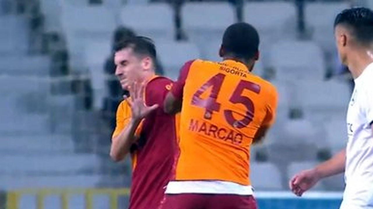 TFF, Marcao'ya 8 maç men cezası verdi
