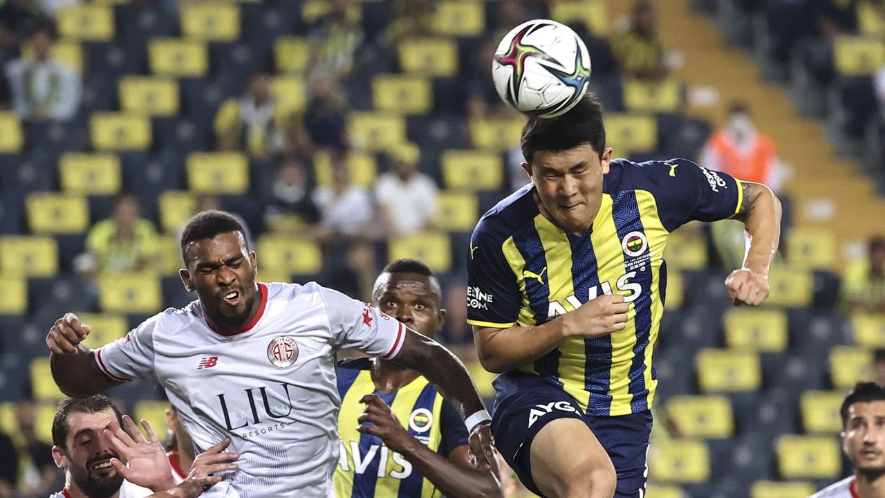 Fenerbahçe maçın sonunda açıldı: 2-0