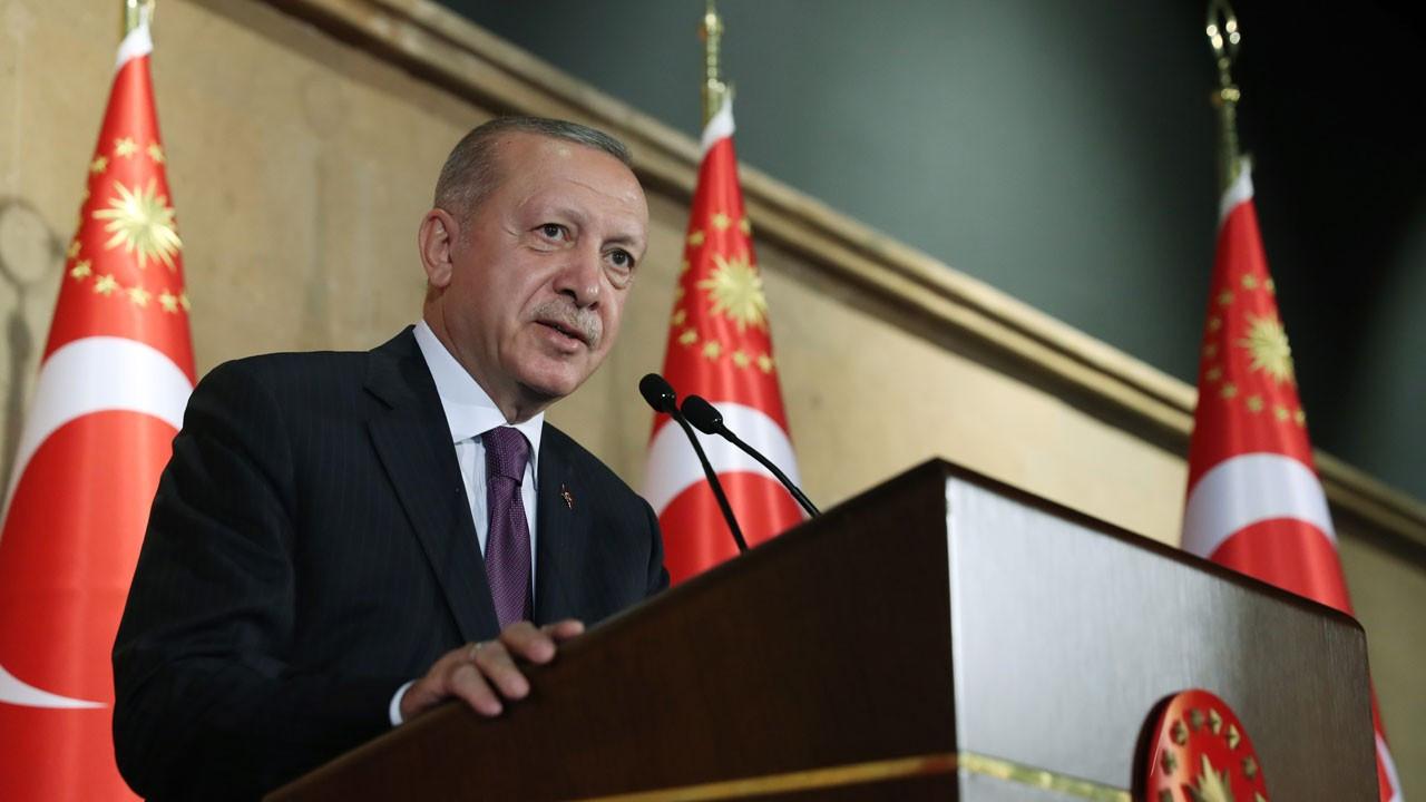 Cumhurbaşkanı Erdoğan: Süreci Taliban'ın icraatları belirleyecek