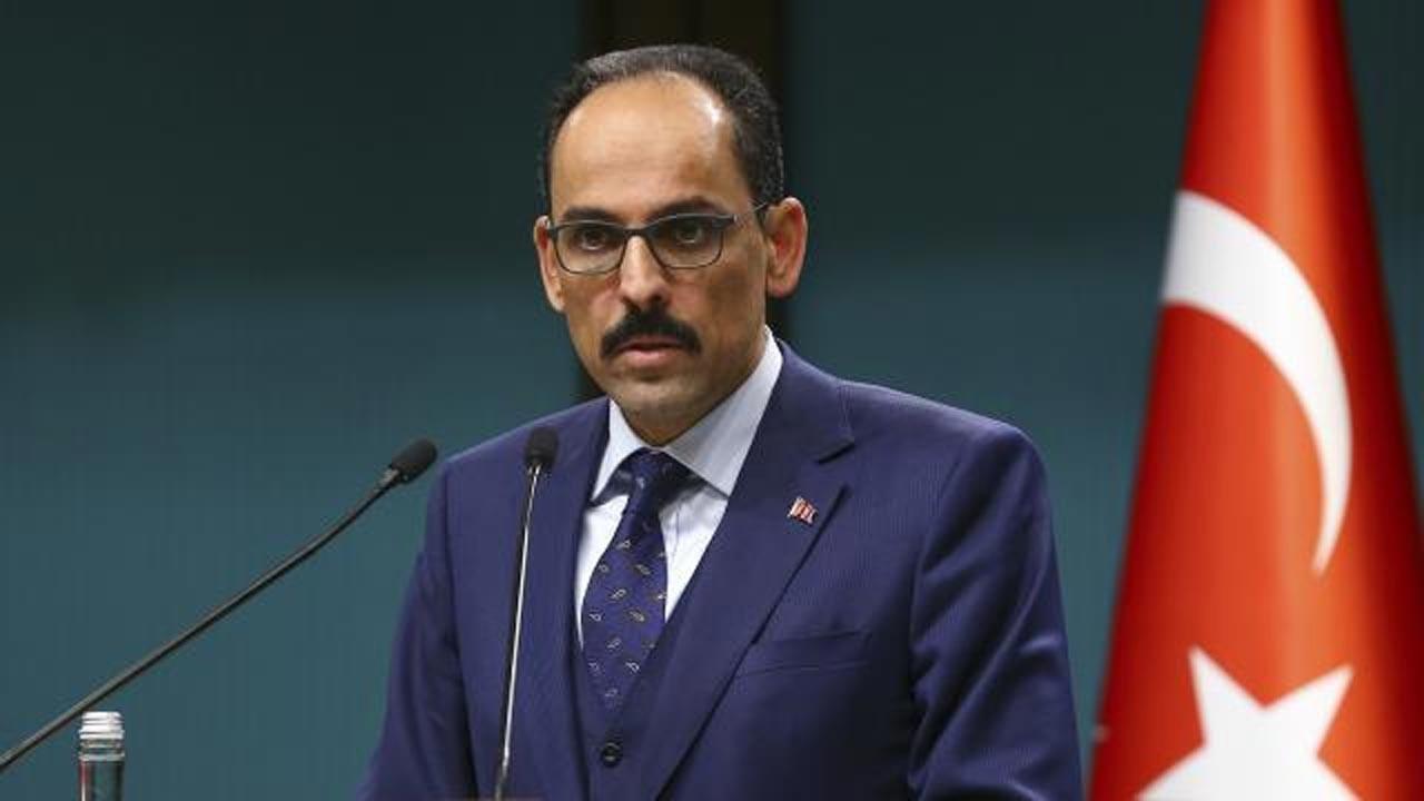 İbrahim Kalın: 24-36 saat içinde Türk askeri tahliye edilecek
