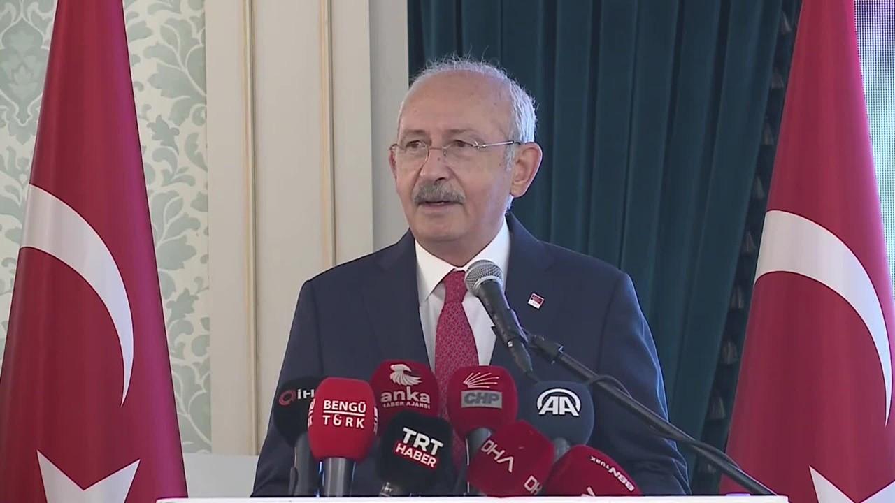 Kılıçdaroğlu: Merkez Bankası'nın kasası eksi 53 milyar 200 milyon dolar