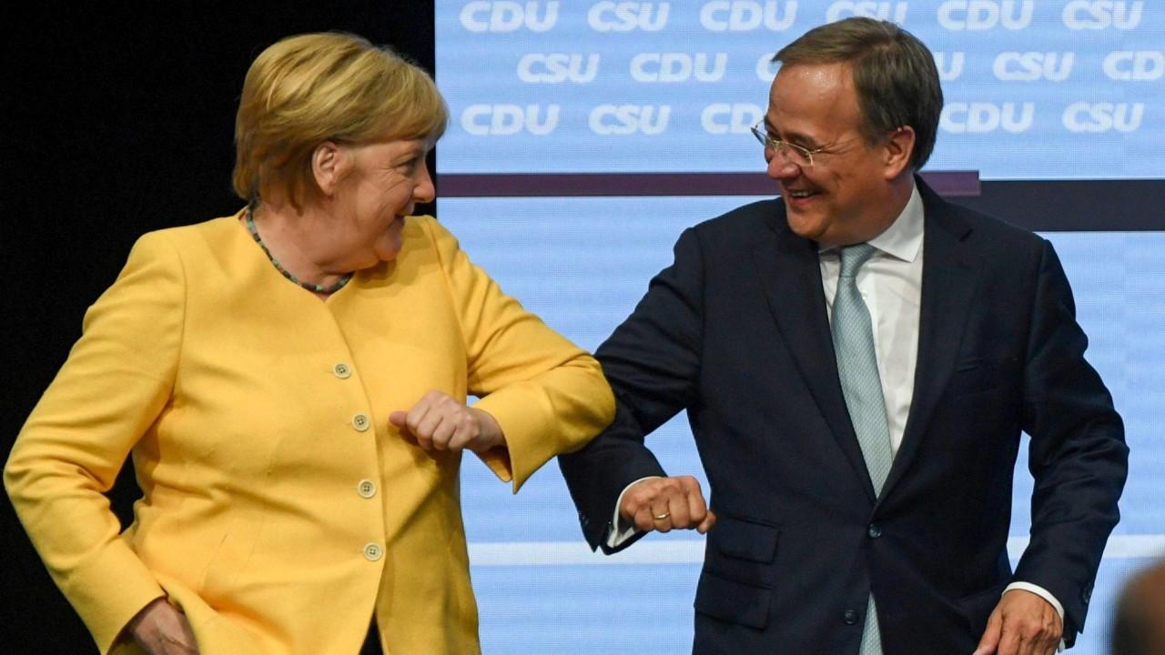 Merkel koltuğu güçlü büyümeyle devredecek