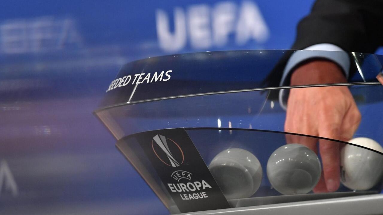 UEFA Avrupa Ligi ve Konferans Ligi grup kuraları yarın çekilecek