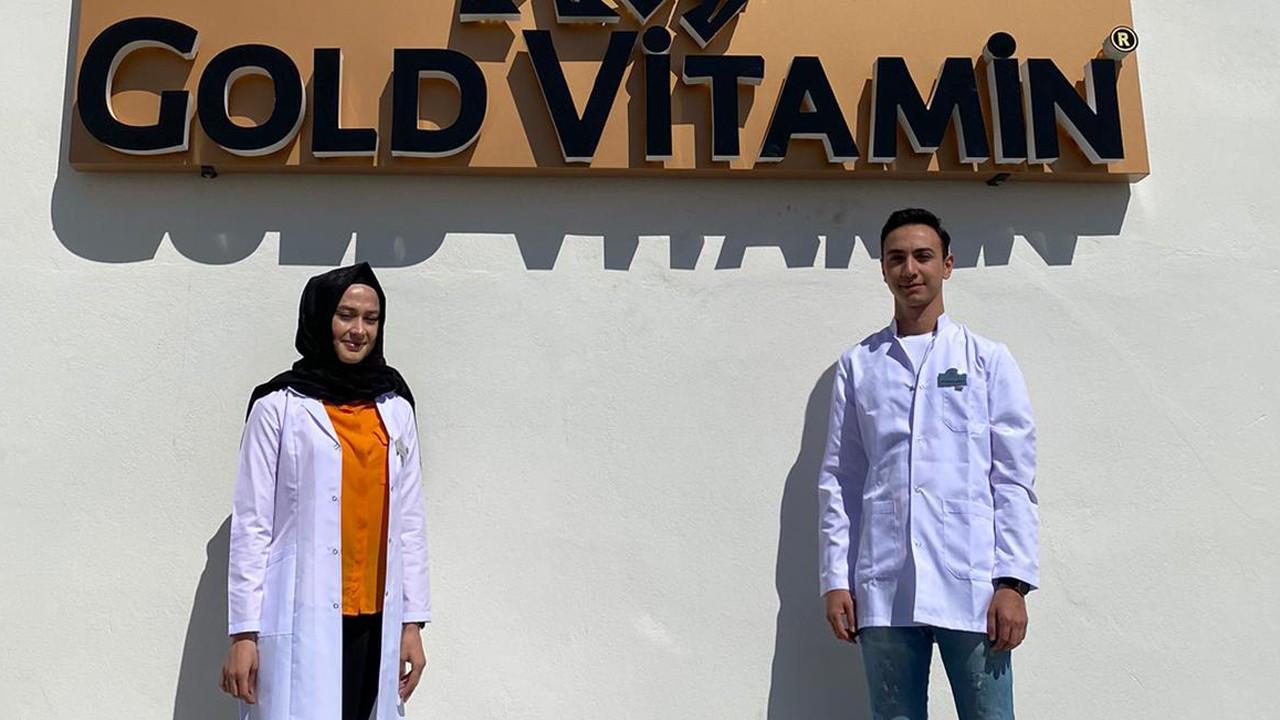 Gold Vitamin, kemik suyu ve kokusuz kuzu kuyruk yağı ile büyüyecek