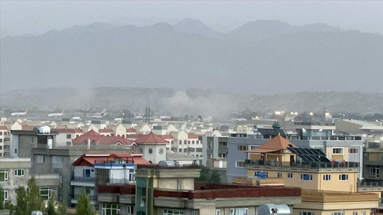 ABD, Kabil Havalimanı saldırısına karşılık verdi