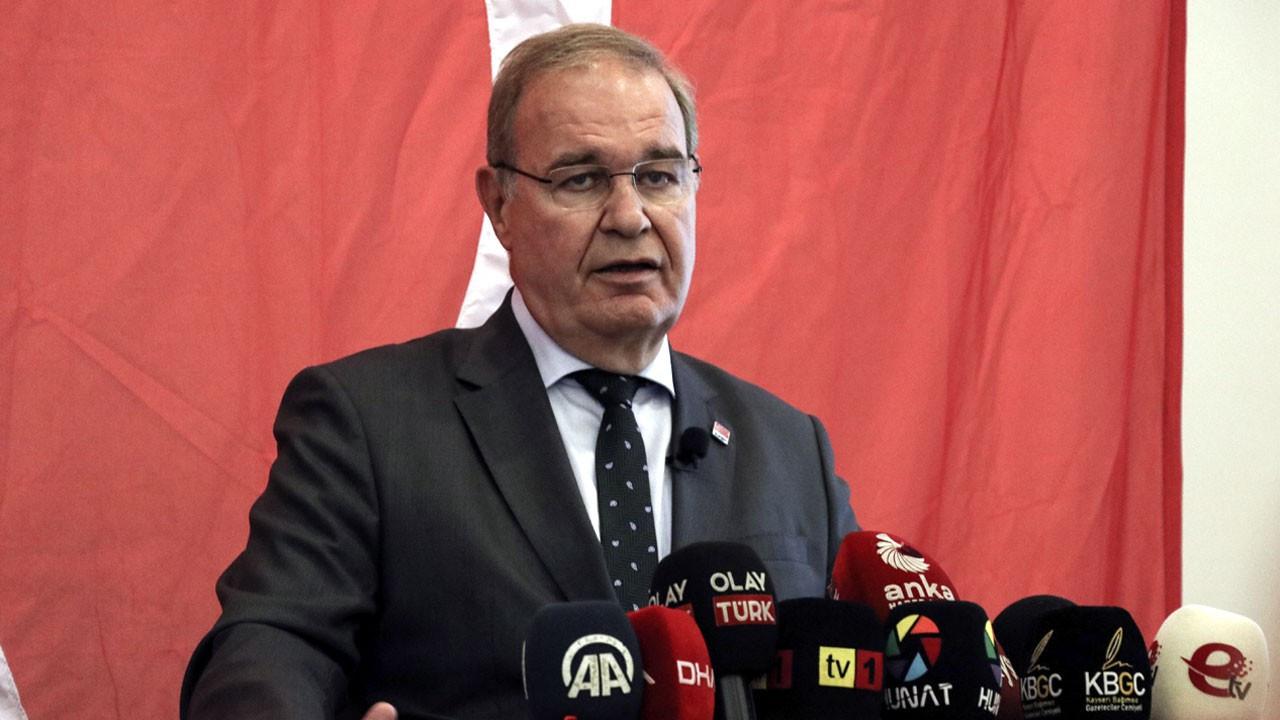 CHP'li Öztrak: AB, Türkiye'yi sığınmacı gettosuna çevirmeye çalışıyor