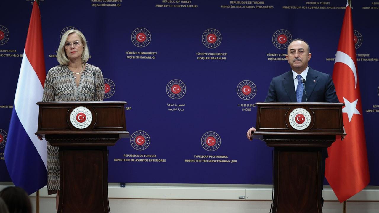 Çavuşoğlu: Afganların ülkemizde belli bir süre kalması mümkün değil