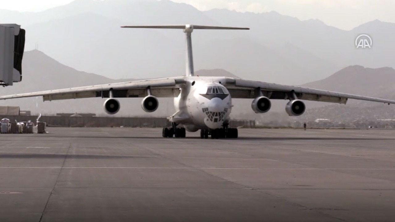 Birleşik Arap Emirlikleri Taliban'a yardım gönderdi