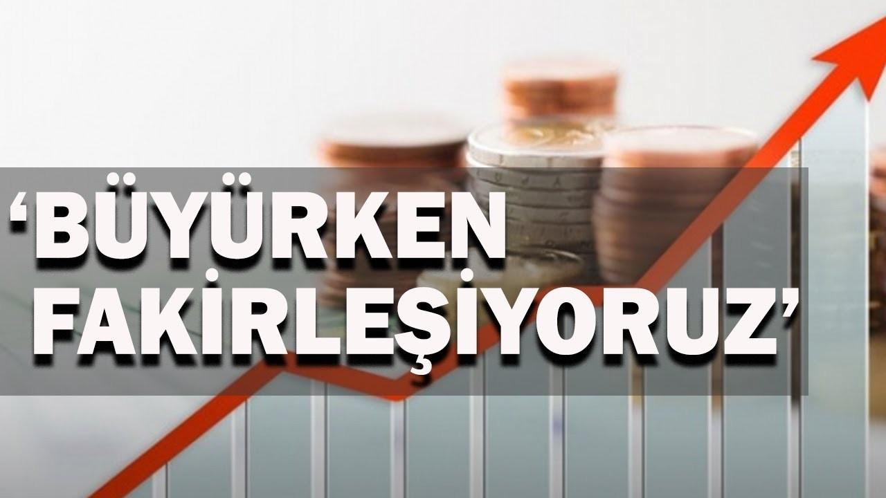 Türkiye ikinci çeyrekte yüzde 21.7 büyüdü.. Bundan sonra ne olur?