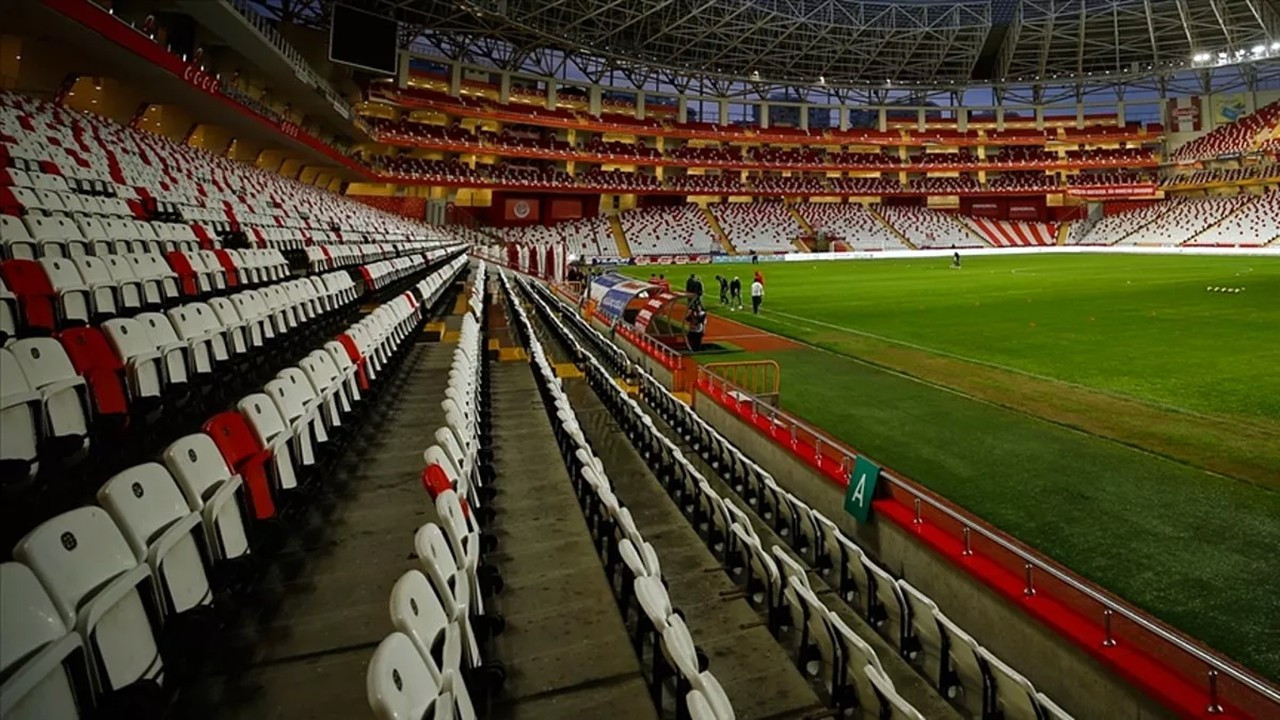 Stadyumlara girişler için yeni genelge