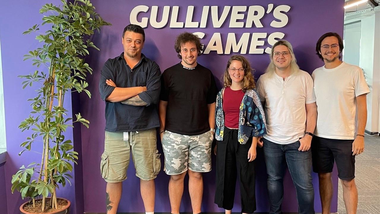 Gulliver's Games'e 750 bin dolarlık yatırım