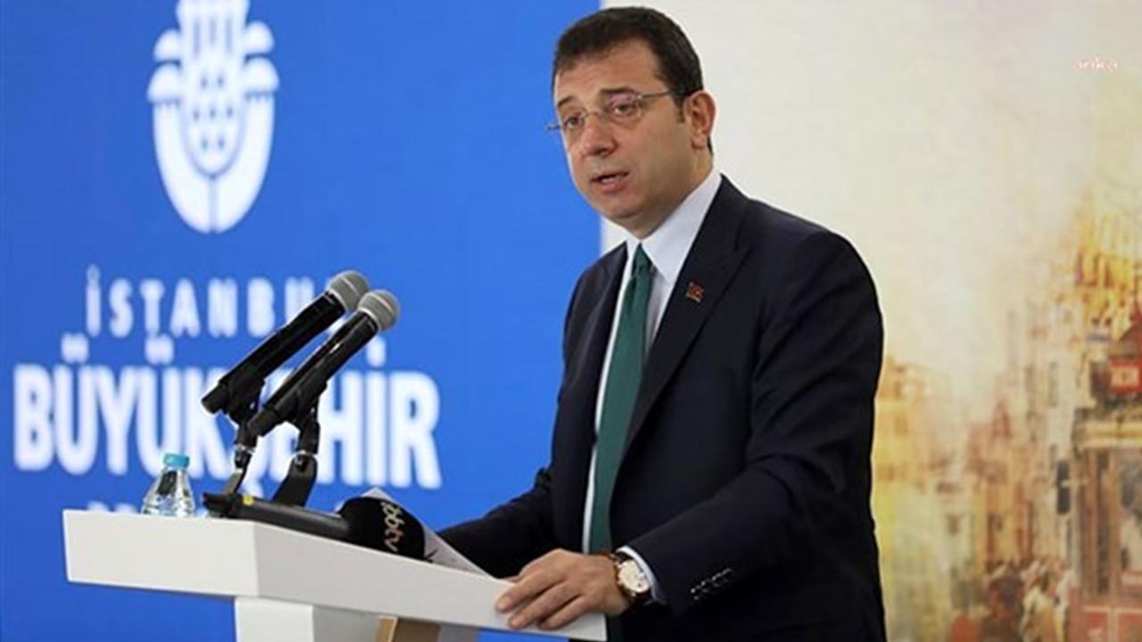 İmamoğlu'dan Cumhurbaşkanı adaylığı açıklaması