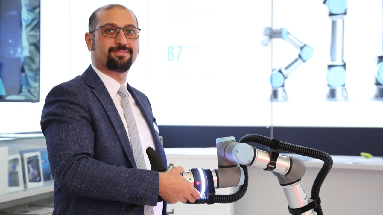 Universal Robots cobot'ları ile KOBİ'lerin otomasyon yatırımlarını kolaylaştırıyor