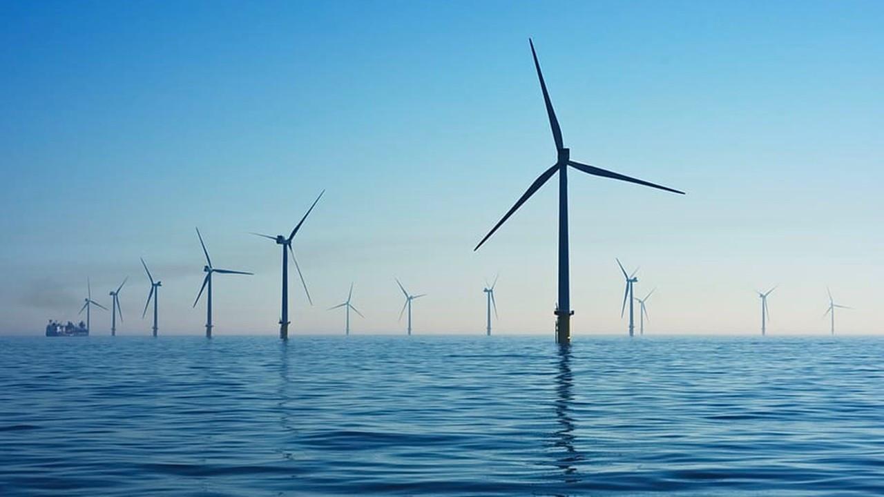 Deniz üstü rüzgar kurulu güç 6,1 gigivat arttı