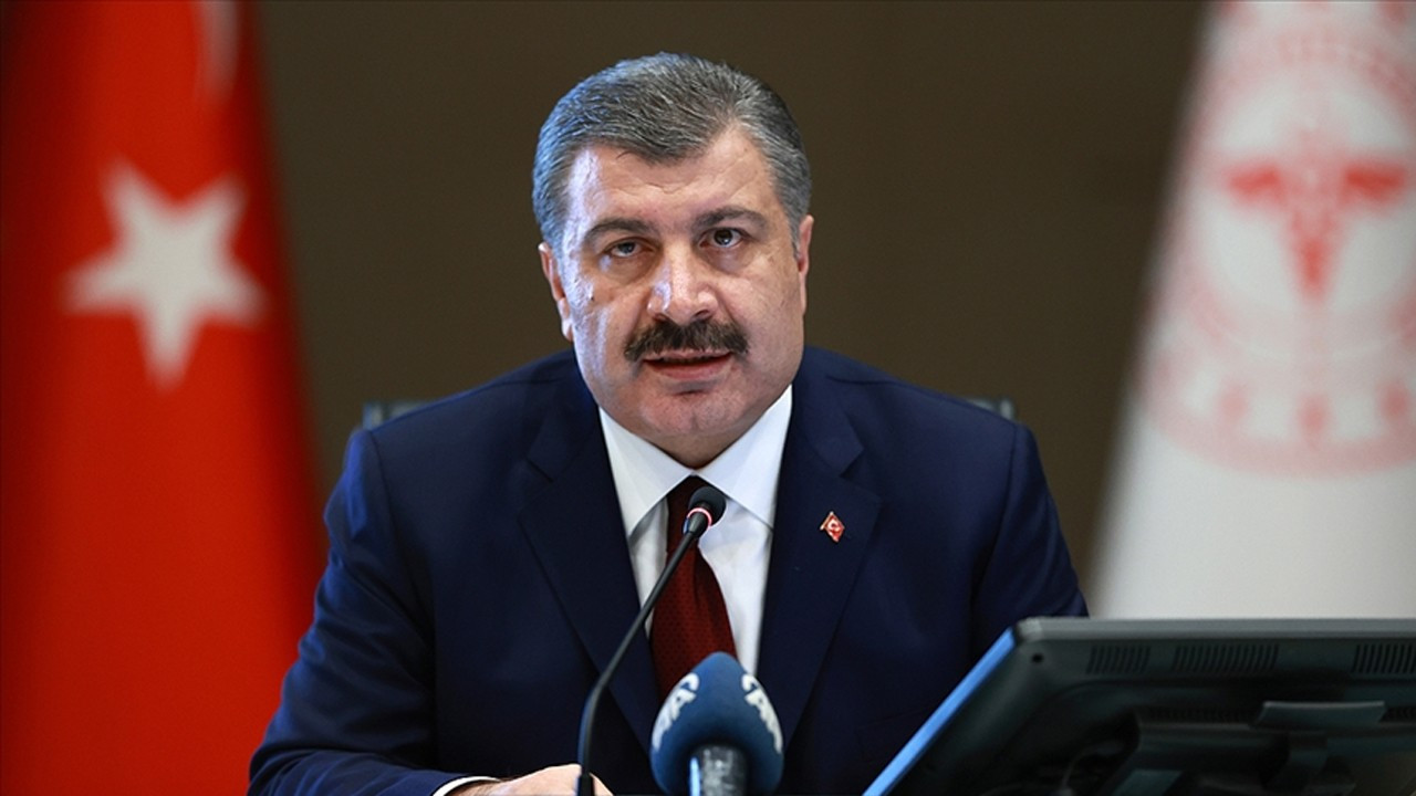 Sağlık Bakanı Koca'dan aşılama oranlarına ilişkin açıklama