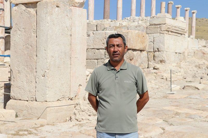 Tripolis Antik Kenti'nde 2 bin yıllık devasa kanalizasyon bulundu - Sayfa 2