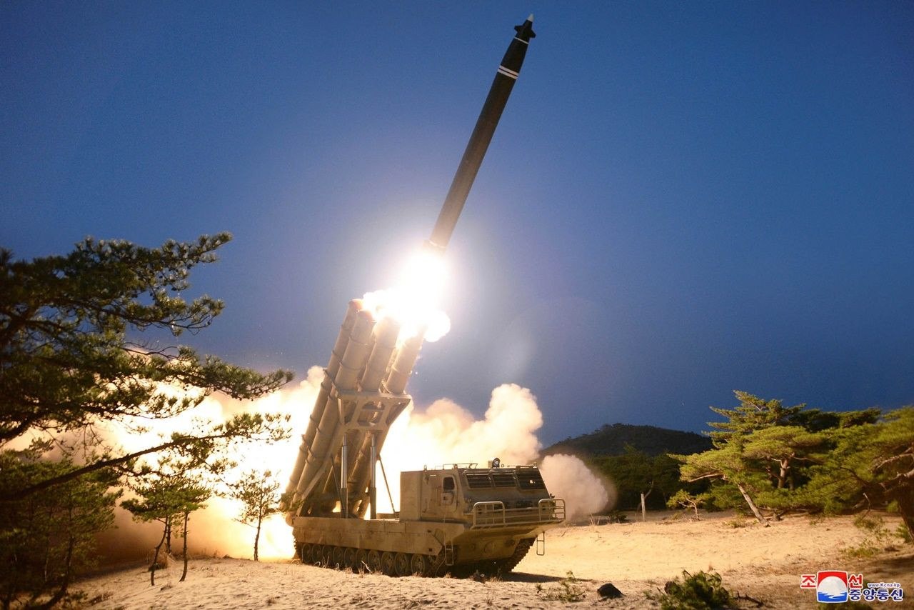New type of long-range missile test from North Korea - Page 4
