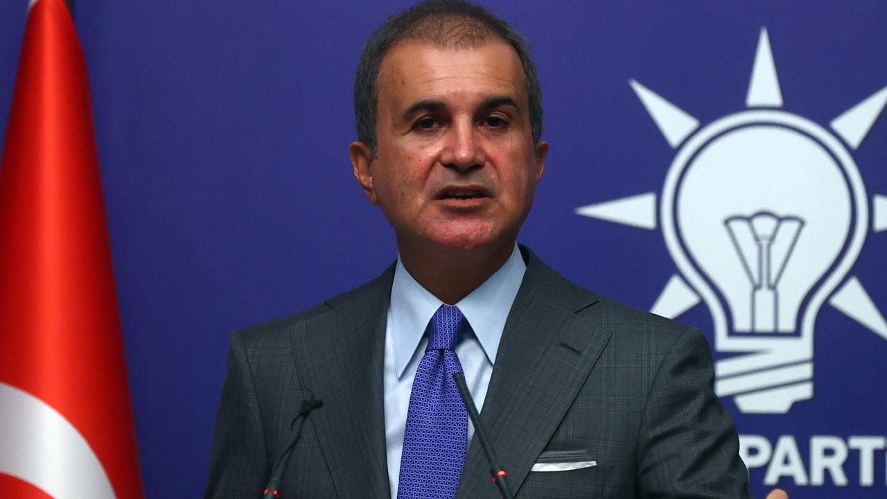 Ömer Çelik: Suriye yeni bir Afganistan olmasın