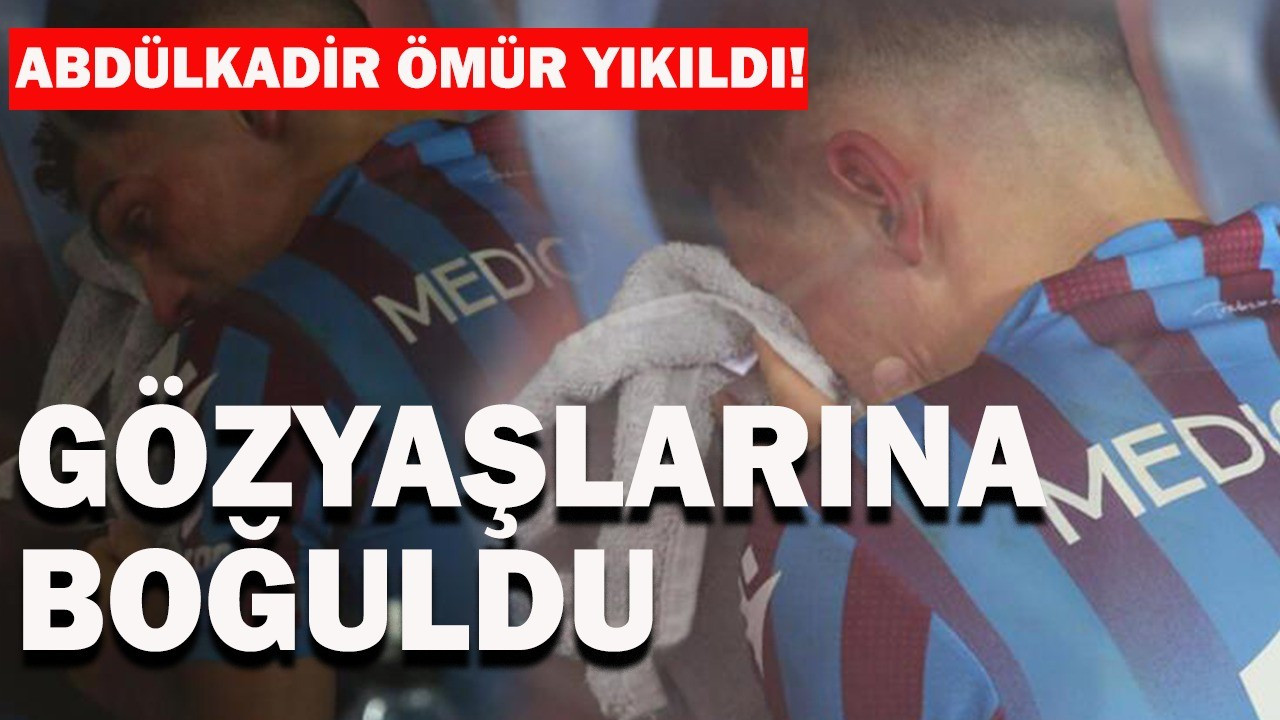 Trabzonspor- Galatasaray maçının perde arkası