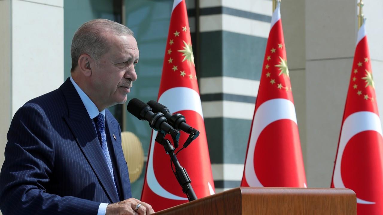 Erdoğan: Makro ekonomide dengeler tekrar yerine oturmaya başladı