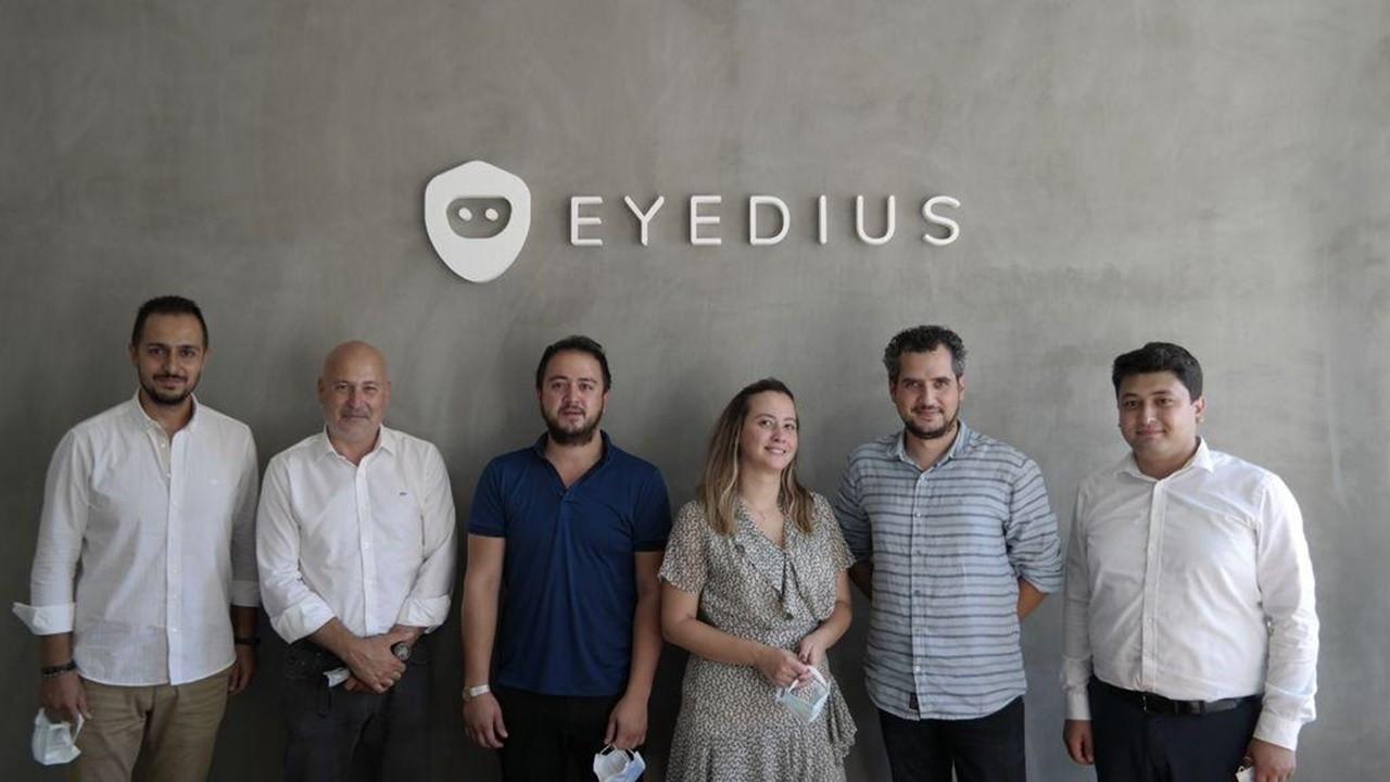 Eyedius, 4,1 milyon TL yatırım aldı