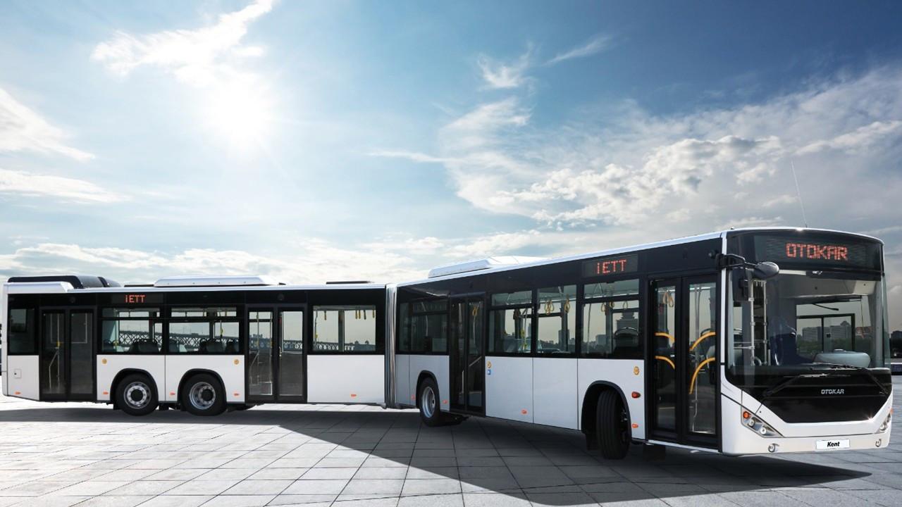 İstanbul'a 160 yeni metrobüs