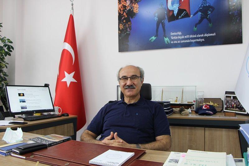 Marmara'da dibe çöken müsilaj parçalanıyor - Sayfa 1