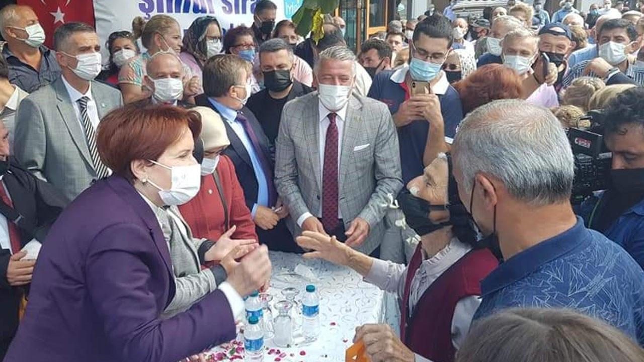 Akşener: Türkiye asgari ücret cenneti olmuş