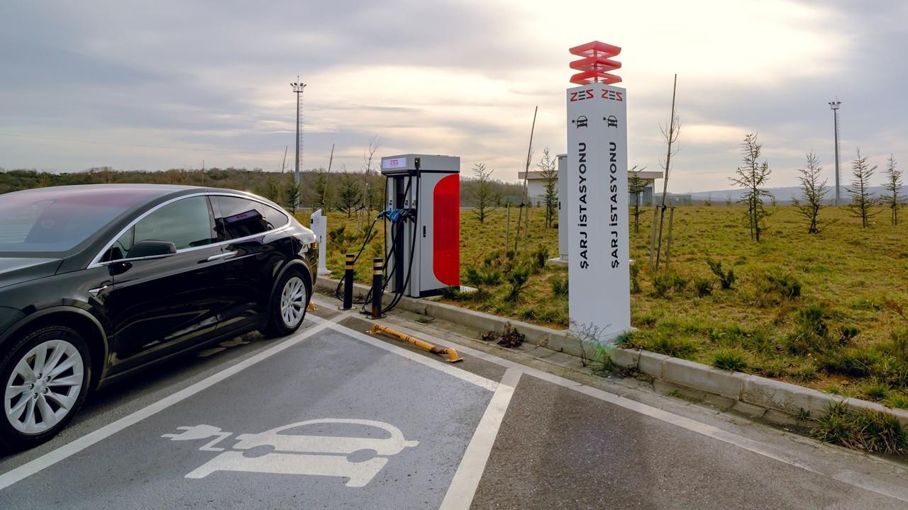Zorlu Enerji, elektrikli araç şarj istasyon ağını genişletiyor