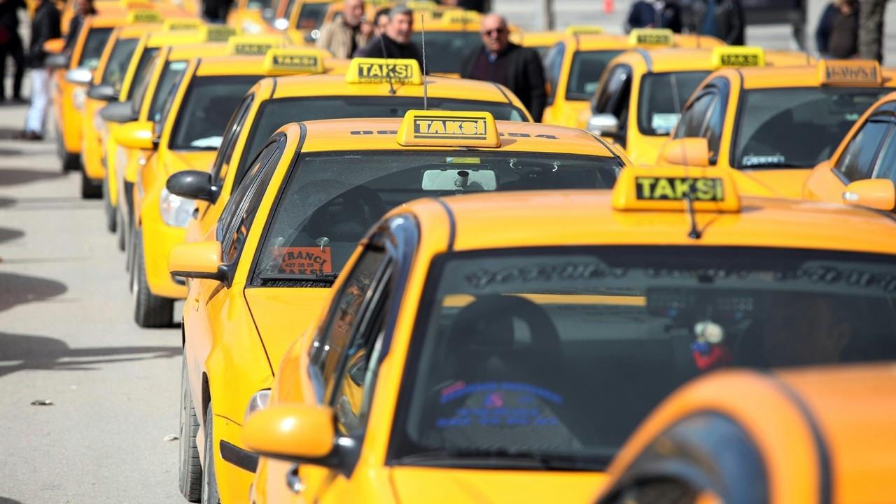 Taksi sürücüleri için yaş sınırında değişiklik