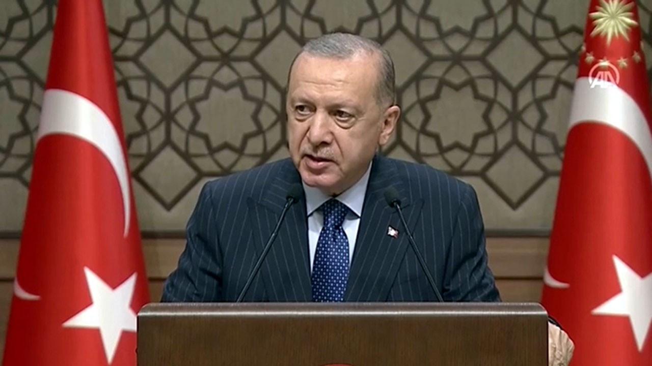 Erdoğan: Eski Türkiye'yi hortlatmak isteyenler başaramayacaklar