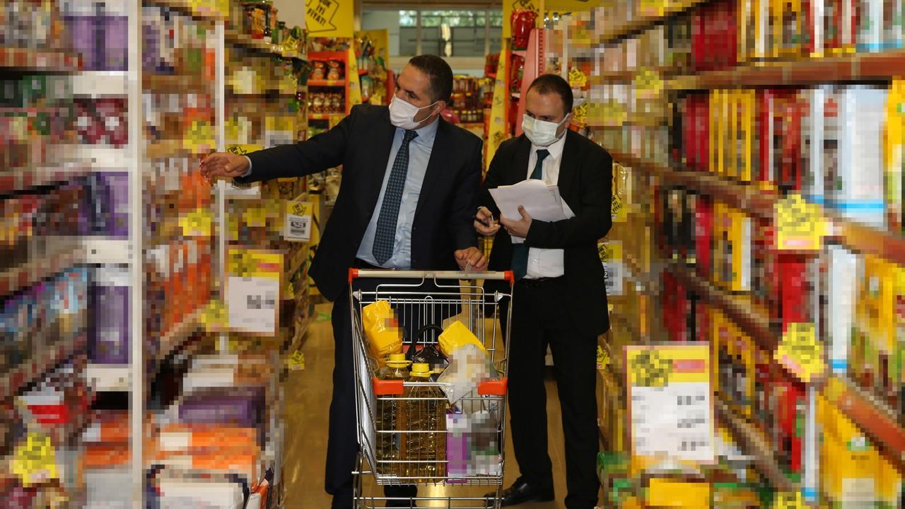 Marketlerde haksız fiyat artışı ve etiket denetimi nasıl yapılıyor?