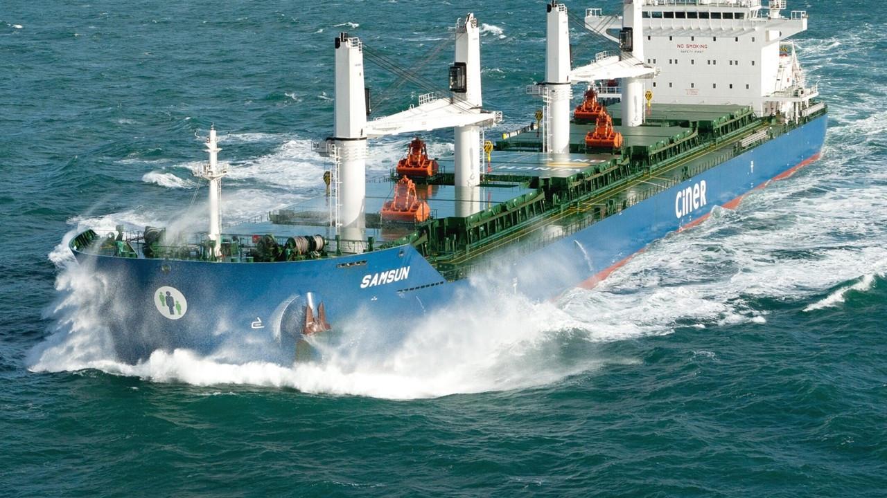 Ciner, 4 dev gemi sipariş etti
