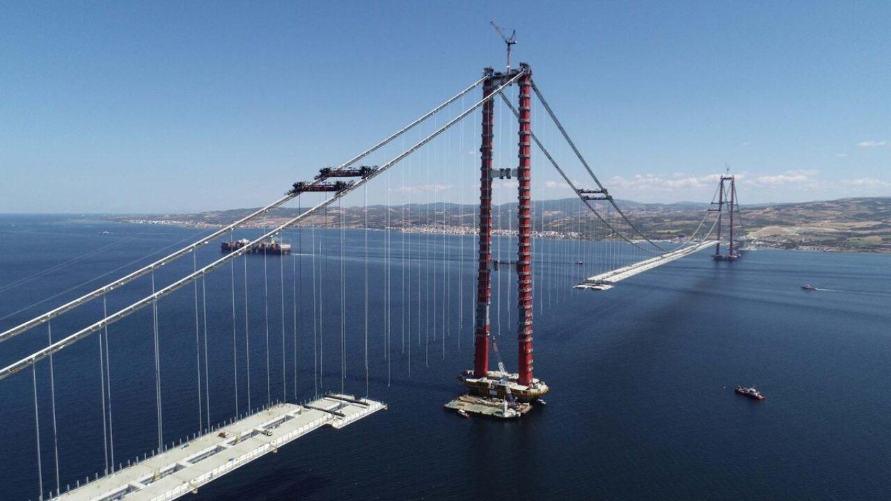 Yeni köprü, arsa fiyatlarını yüzde 150 artırdı