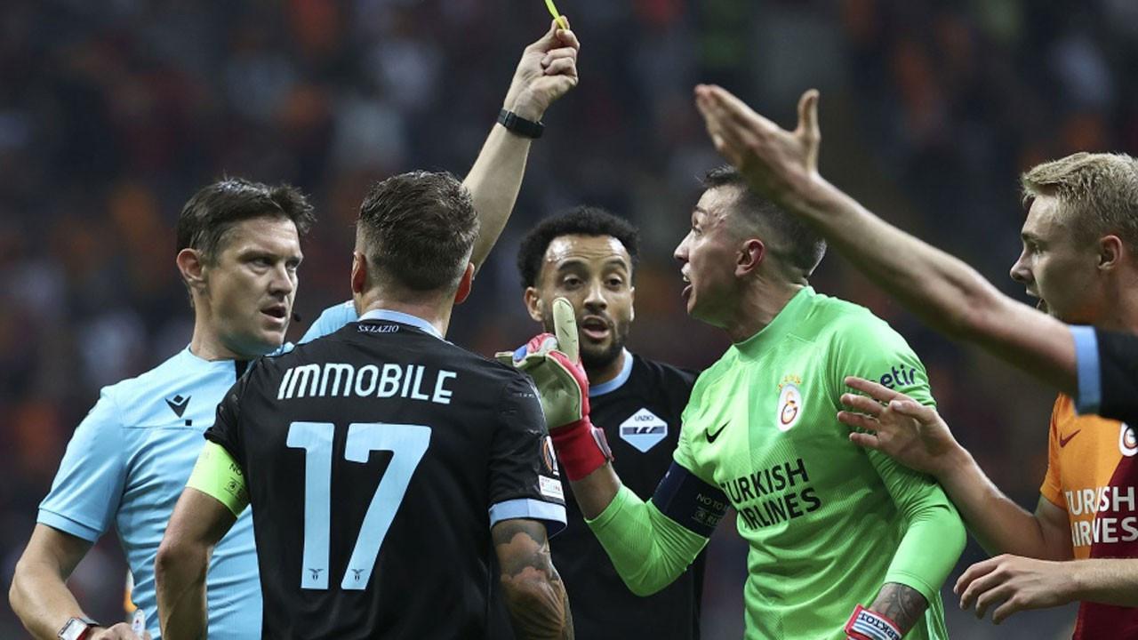 Galatasaray Avrupa'ya iyi başladı: 1-0