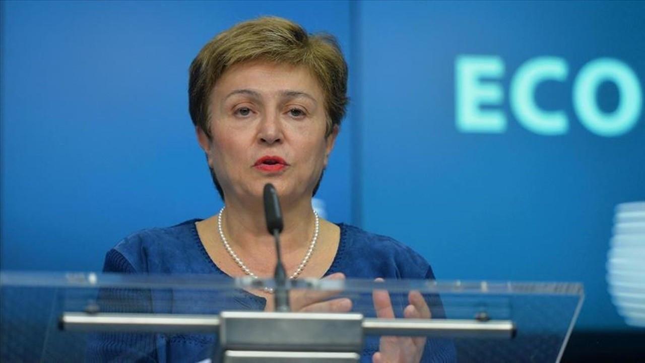 IMF Başkanı Georgieva: Yatırım fonlarının dayanıklılığı artırılmalı
