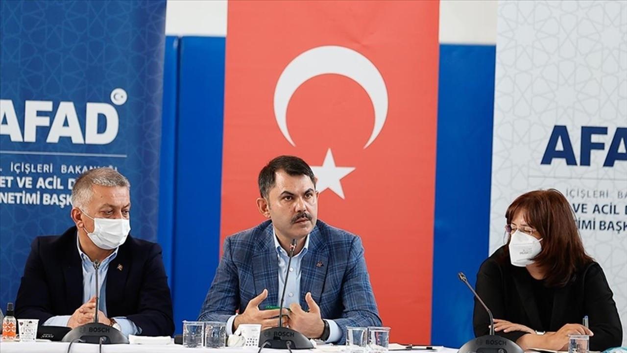 Kurum: Antalya ve Muğla'da 2 bin 516 bağımsız birim acil ağır hasarlı
