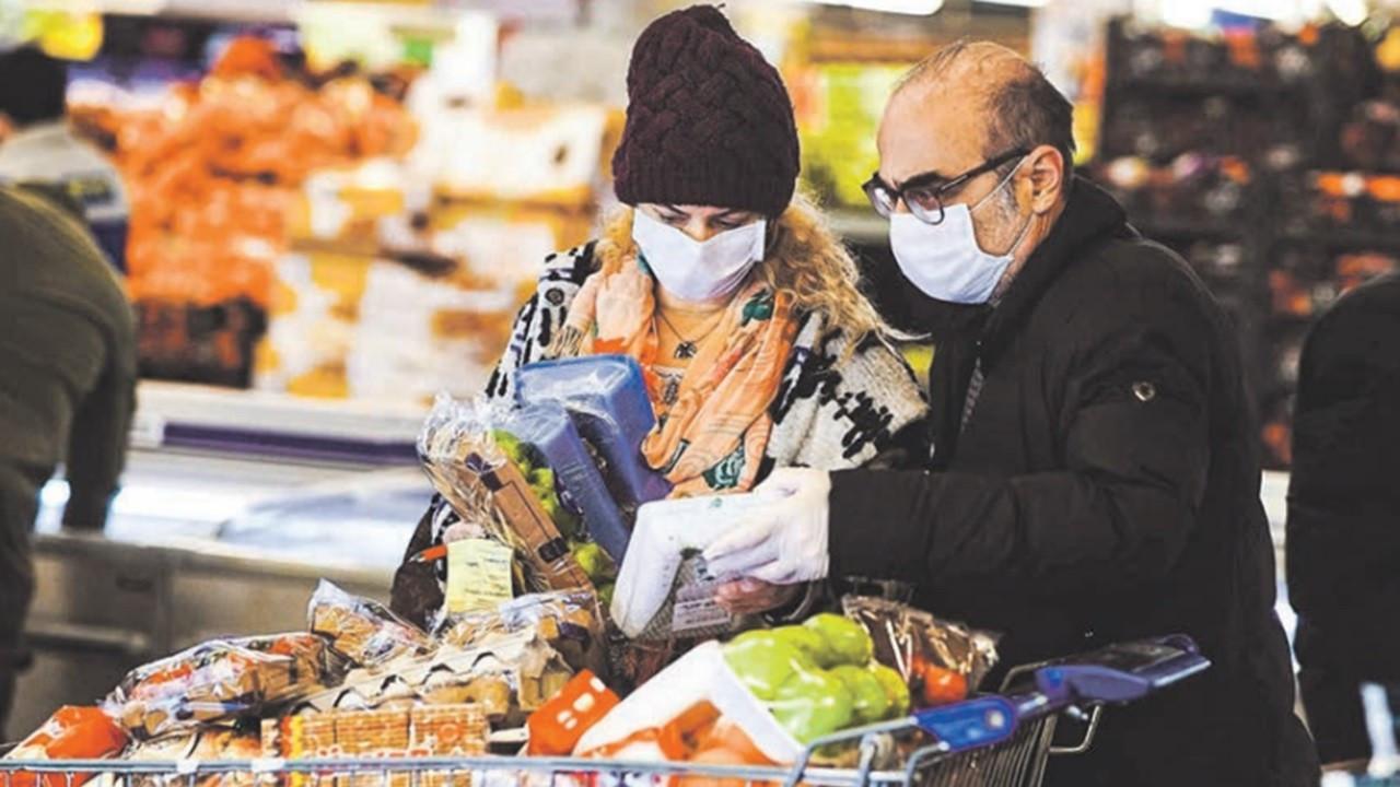 Pandemide gıda tüketim bağımlılığı mutlu etti