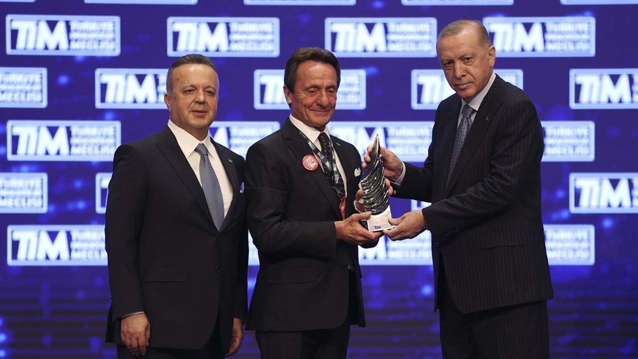 Vestel, sektöründe 23'üncü kez ihracat şampiyonu oldu