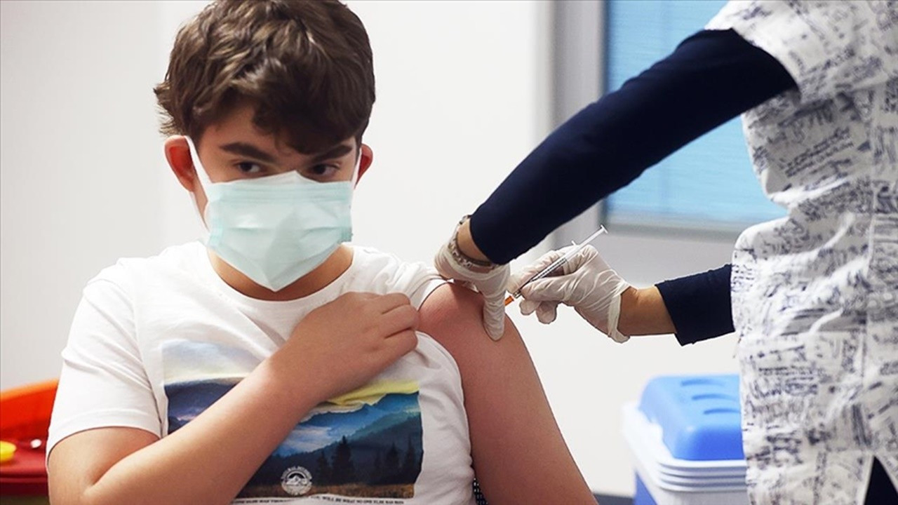 BioNTech: Aşı 5-11 yaş grubunda koruyucu