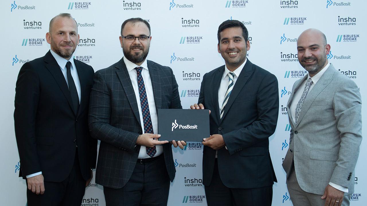 Insha Ventures, yeni POS çözümü PosBasit'i duyurdu