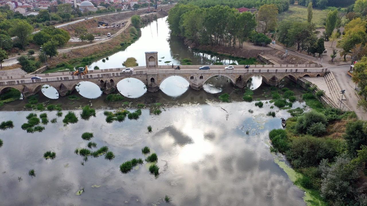 Tunca Nehri dibe vurdu