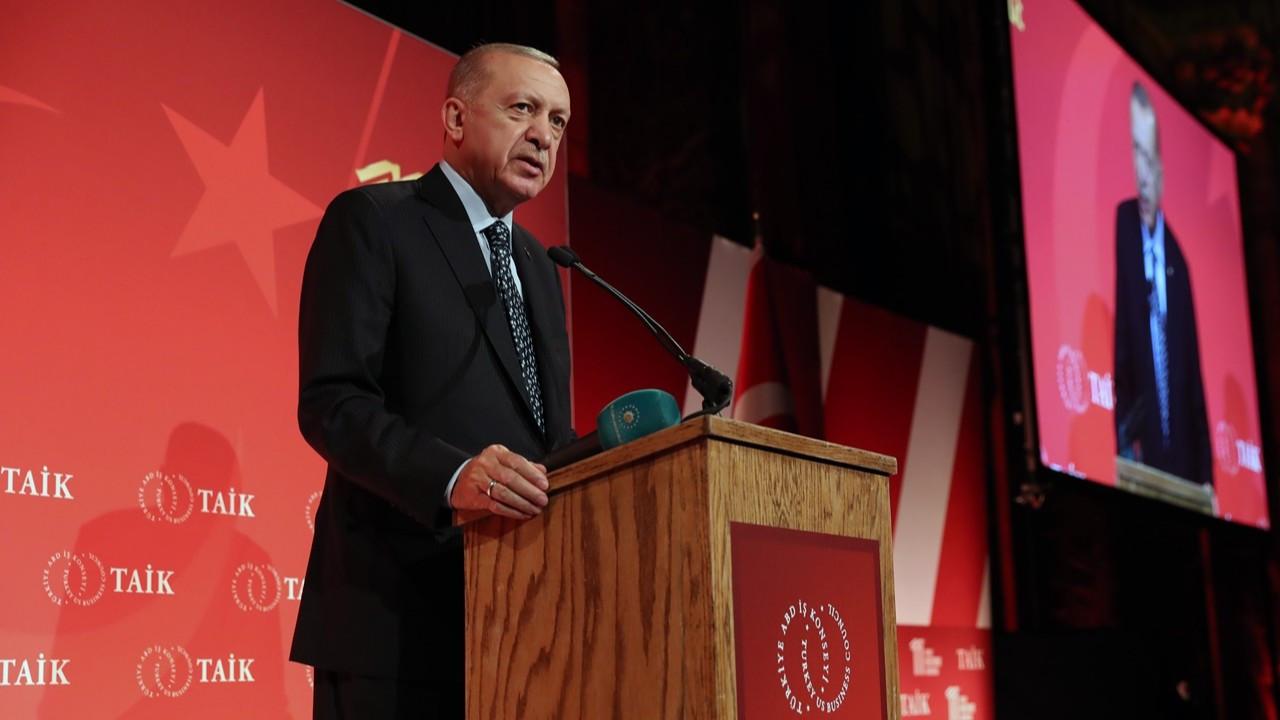 Erdoğan: Tek taraflı uygulamalar işimizi zorlaştırıyor