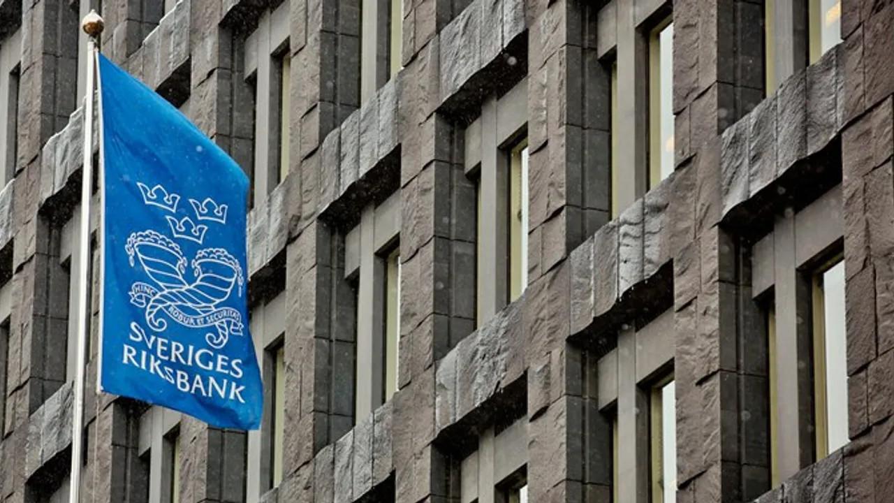 İsveç Merkez Bankası, faiz oranını değiştirmedi