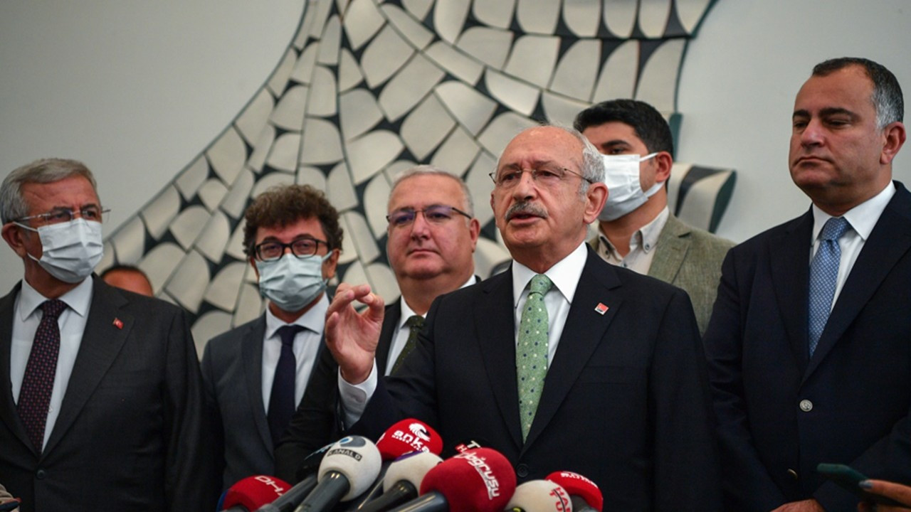 Kılıçdaroğlu'dan 'Kürt sorunu' açıklaması: Bu sorun TBMM'de çözülecek