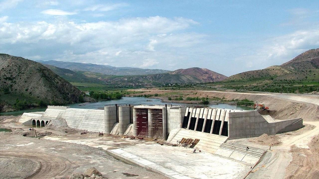 Girlevik 2 - Mercan Hidroelektrik Santrali özelleştirilecek