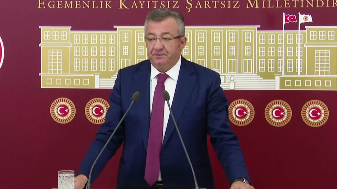 CHP'li Altay: Gençlere sırtını dönen Erdoğan'dır